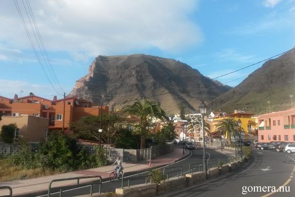 La Gomera Valle Gran Rey Vueltas