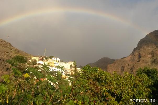 rainbow valle gran rey
