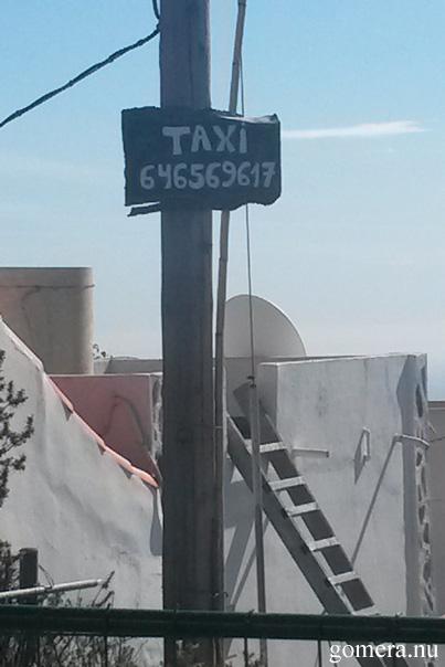 taxiskylt gerian